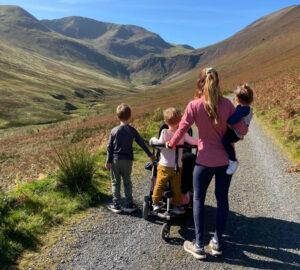 The Hiking Household | Cumbria